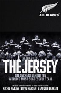 Jersey - the all blacks: the secrets behind the worlds most successful team