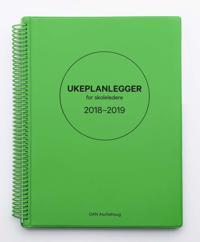 Ukeplanlegger for skoleledere 2018-2019