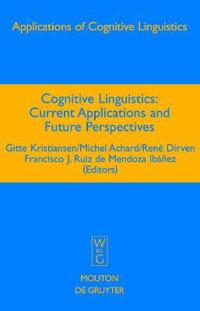 Cognitive Linguistics