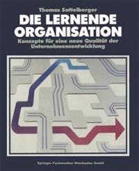 Die Lernende Organisation