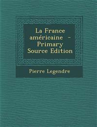 La France américaine