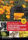 David Busch's Close-Up and Macro Photography, Field Guide