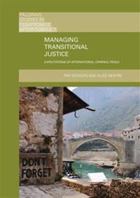 Managing Transitional Justice