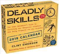 Deadly Skills 2019 Calendar