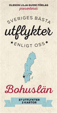 Sveriges Bästa Utflykter Bohuslän 2018-2019