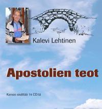 Apostolien teot (14 cd)