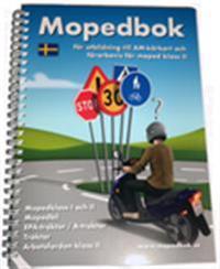 Mopedbok för utbildning till AM-körkort och förarbevis för moped klass II
