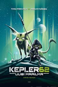 Kepler62 Uusi maailma