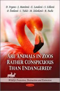 Are Animals in Zoos Rather Conspicuous Than Endangered?