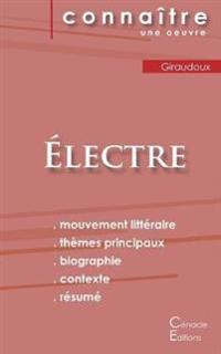 Fiche de lecture Électre de Jean Giraudoux (Analyse littéraire de référence et résumé complet)