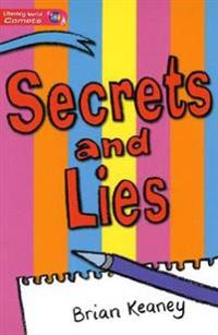 Literacy World Comets Stage 2 Novel Secret