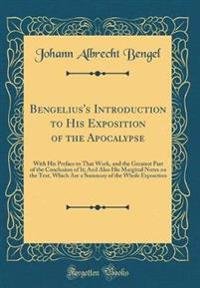 Bengelius's Introduction to His Exposition of the Apocalypse