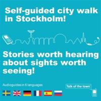 Talk of the town: Self-guided city walk in Stockholm - Russian
