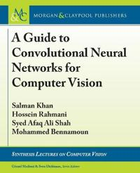 A Guide to Convolutional Neural Networks for Computer Vision