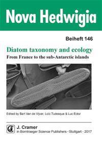 Diatom taxonomy and ecology