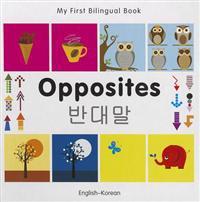 Opposites English-korean