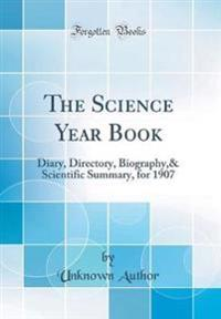 The Science Year Book