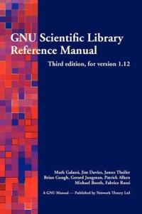 GNU Scientific Library Reference Manual
