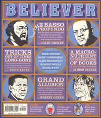 The Believer, Issue 95