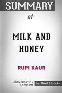 Summary of Milk and Honey by Rupi Kaur