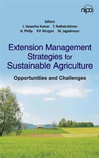 Extension Management Strategies for Sustainable Agriculture