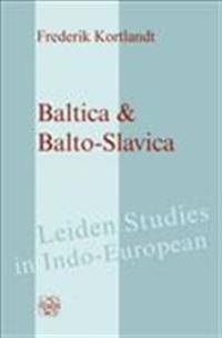 Baltica & Balto-Slavica