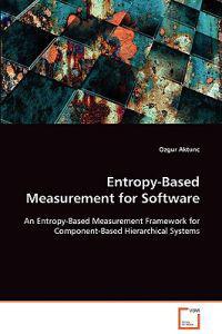 Entropy-based Measurement for Software