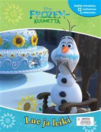 Frozen-kuumetta - Lue ja leiki