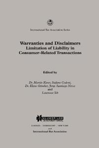 Warranties and Disclaimers