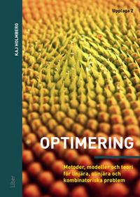 Optimering : metoder, modeller och teori för linjära, olinjära och kombinatoriska problem
