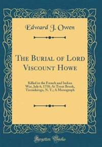 The Burial of Lord Viscount Howe