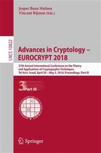 Advances in Cryptology - EUROCRYPT 2018