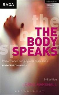 Body speaks - performance and physical expression