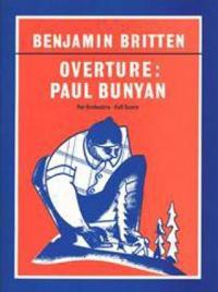 Overture Paul Bunyan: Score