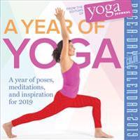 A Year of Yoga 2019 Calendar