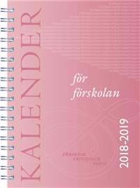 Kalender för förskolan 2018/2019
