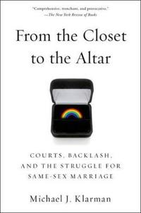 From the Closet to the Altar