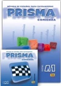 Prisma / Comienza - Libro Del Alumno (A1) + CD