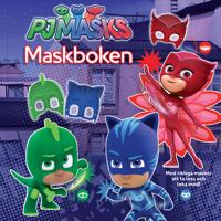 PJ Masks : Maskboken