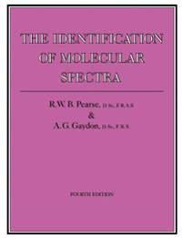 The Identification of Molecular Spectra