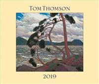 Tom Thomson 2019: Bilingual (English/French)