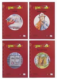 Bumerang småböcker Upplevelse läsnivå 9