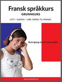 Fransk språkkurs Grunnkurs