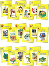 Jolly Readers Yellow Level, Level 2