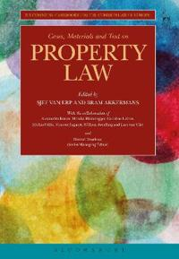 Cases, Materials and Text on Property Law