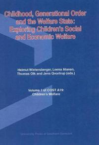 Childhood, Generational Order and the Welfare State