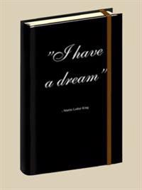 Anteckningsbok citat Martin Luther King