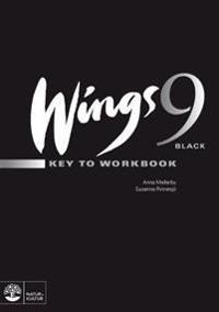 Wings 9 Black Facit