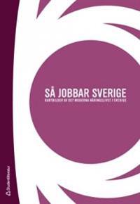 Så jobbar Sverige : kartbilder av det moderna näringslivet i Sverige