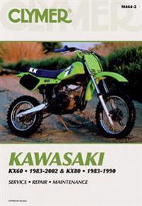 Kawasaki Kx60, 1983-2002 and Kx80, 1983-1990